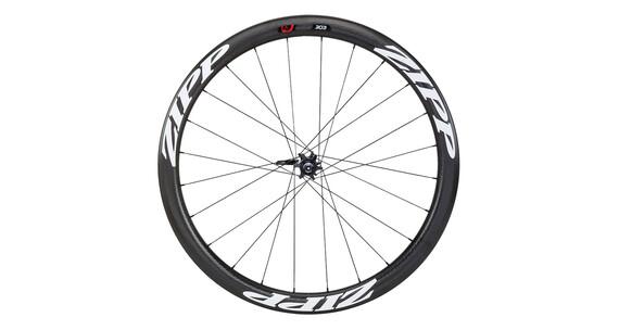 Zipp 303 Firecrest Disc Carbon Clincher wiel voorwiel 24 spaken zwart